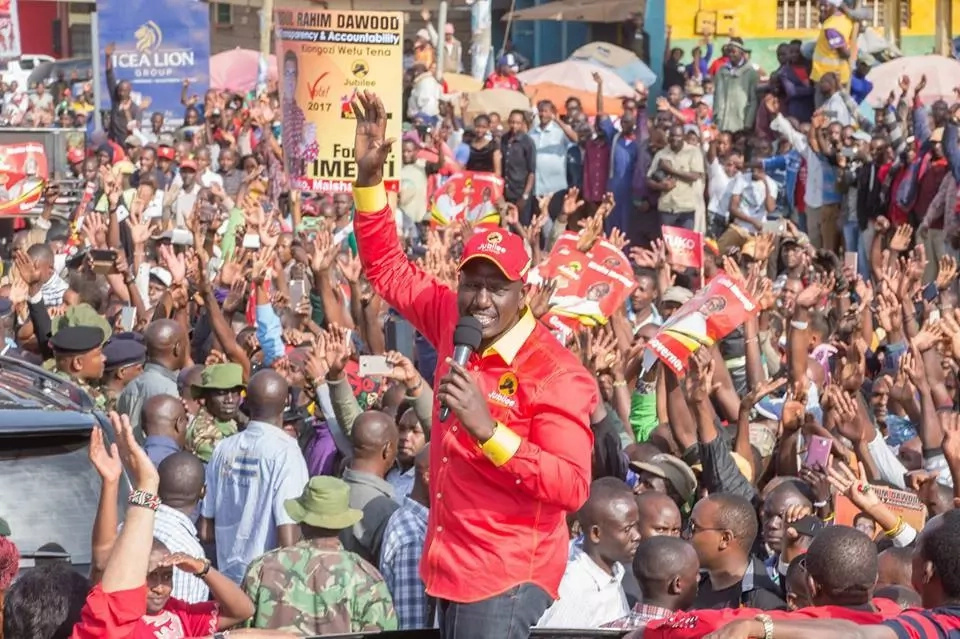 He is not interested in Kenya's unity- Uhuru blasts Raila