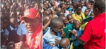 Gavana wa Jubilee afichua siri yake kuhusu Rais Uhuru Kenyatta, pata kuijua