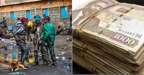 The good coming the way of 'chokoraa' who picked and returned KSh 200,000 to stranger