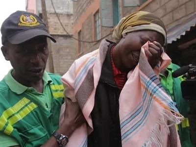 Kisii woman beats her husband at night, ties him with a piece of cloth then what follows leaves the whole village shocked