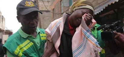 52-year-old Kisii woman ties up her husband at night... then the worst happens