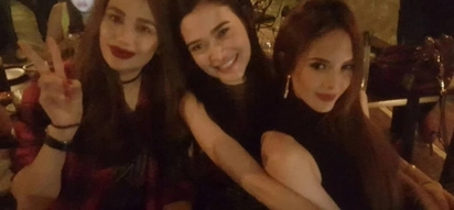 From Camp Sawi to Camp Saya: Arci Munoz, Bela Padilla, and Ellen Adarna enjoy singlehood by going out together