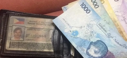 Righteous man seeks the owner of wallet he found in taxi with the help of social media