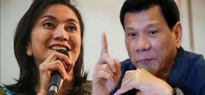 Robredo defends Duterte on smuggling allegations