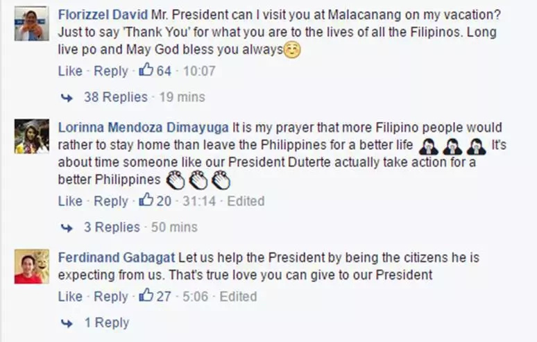 Praise and criticisms for Duterte's #50FirstDays