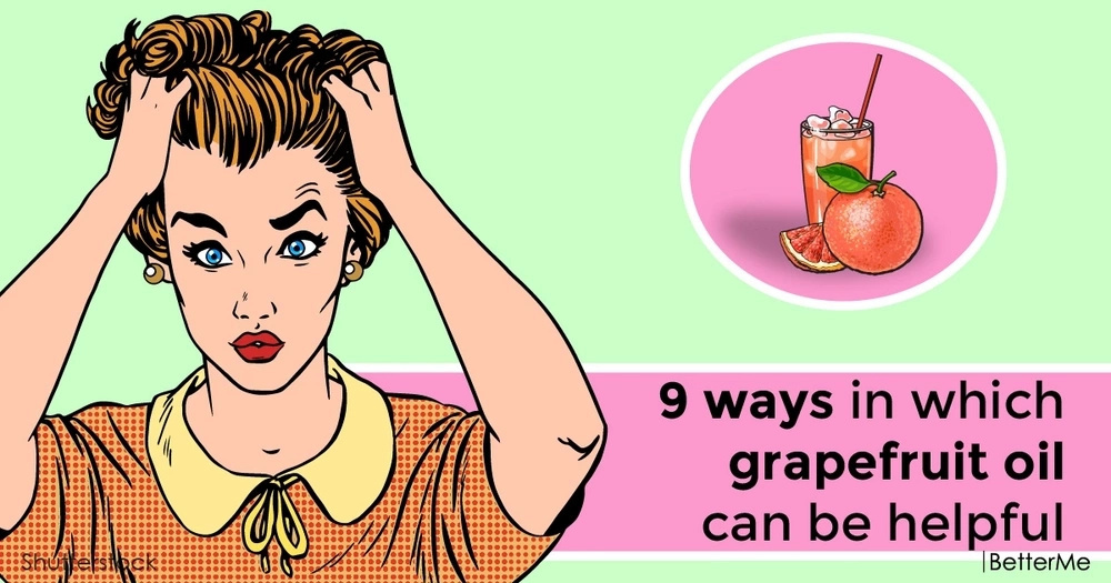9 ways in which grapefruit oil can be helpful