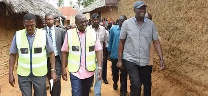 DP Ruto, Raila woo voters in the coastal region