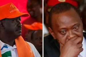 Hivi ndivyo atakavyofanya Rais Uhuru akishindwa na Raila Odinga kwenye uchaguzi wa Agosti