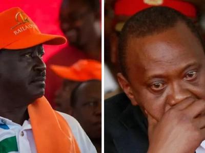 Kiasi kikubwa cha pesa watakazotumia Raila Odinga na Uhuru endapo watawasilisha kesi mahakamani, Agosti