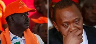 Raila in firefighting mode after making threat to wazungus in Kenya