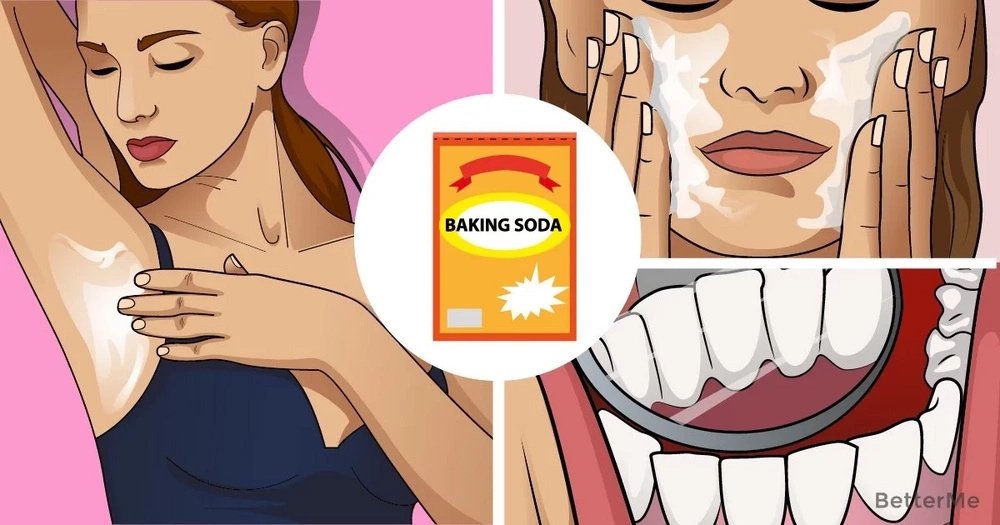 51 unusual uses for baking soda
