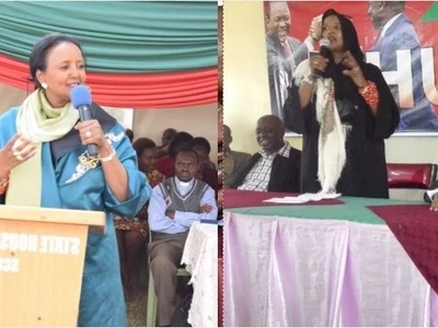 CS Amina Mohammed's tweet about Uhuru lands her in trouble