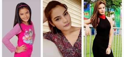 Do you still remember Aaliyah Benisano? The former 'Goin' Bulilit' and 'Toda Max' child star is now a stunning model!