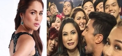 Upset Judy Ann Santos wants major networks to punish rude young stars