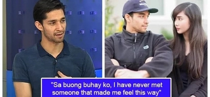 """She is the one!"" Wil Dasovich gets emotional as he talks about Alodia Gosiengfiao"
