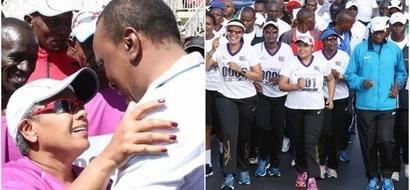 Naomba kura yenu ili niendelee na Beyond Zero – Mke wa Rais Bi. Margaret Kenyatta