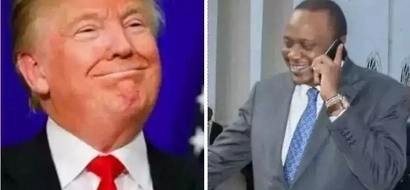 Baada ya mazungumzo kati ya Uhuru na Donald Trump, ikulu haikutarajia haya