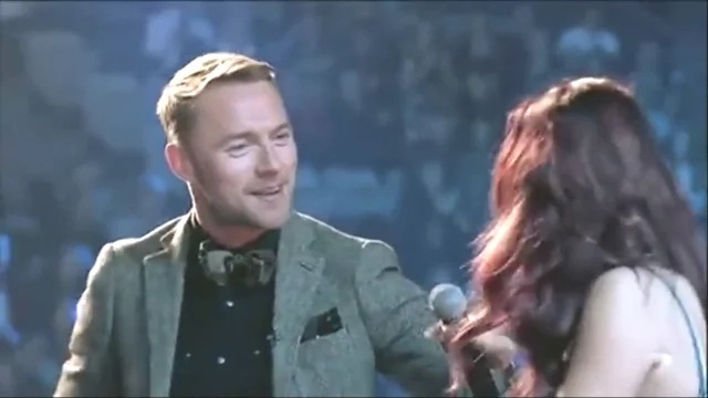 Filipina singer wowed Ronan Keating in X-Factor Australia