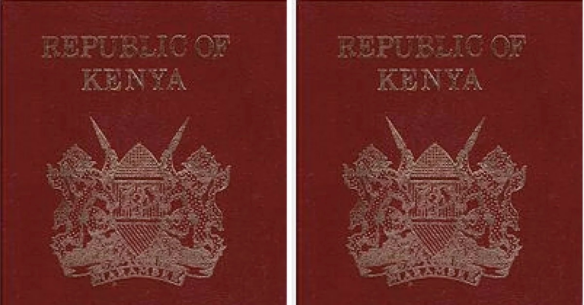 Diplomatic passport only for important Kenyans