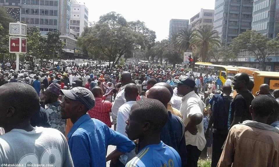 CORD accuses Jubilee of offering thugs State security
