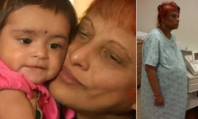 Woman gives birth at 61, receives lots of criticism from hospital staff (photos, video)