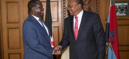 Mama Ngina and Ida Odinga behind Uhuru and Raila talks