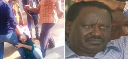 MP who switched allegiance from Raila to Uhuru almost lynched by a mob