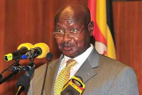 Museveni's interesting link to the Jubilee party