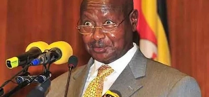 Uganda President Museveni reveals how he's managed to avoid contracting HIV/Aids in all his 73 years