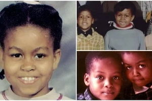 These childhood pictures of Michelle Obama are just the CUTEST ever (photos)