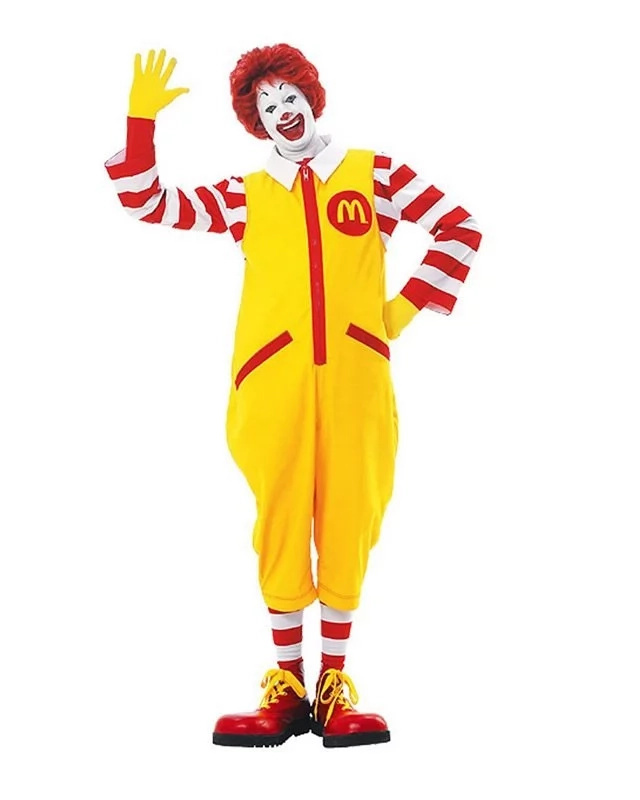 Thanks To Creepy Clowns, THIS Has Happened To Ronald McDonald