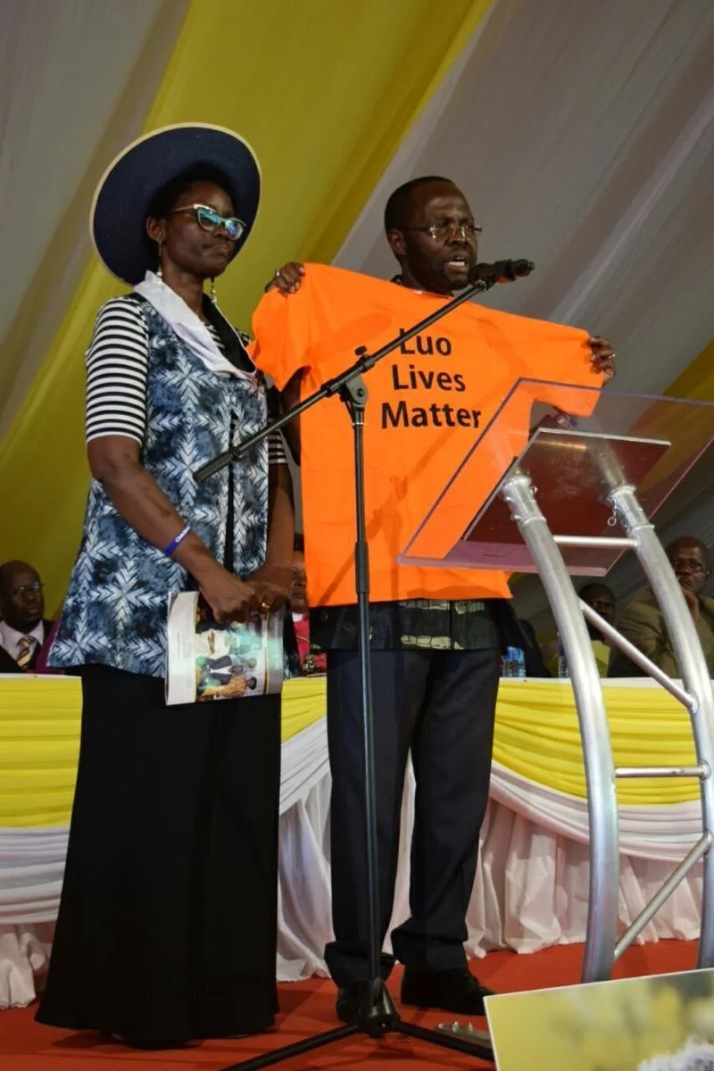 Raila's message to his supporters which prove he knows Supreme Courts highly anticipated verdict