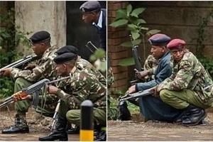 Polisi wampiga risasi mwenzao baada ya kumpata akifanya kitendo hiki usiku
