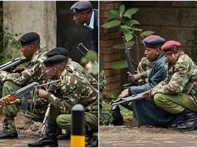 Uhuru bans night meetings in this county