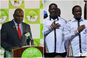 IEBC warns NASA after making DARING announcement over August elections