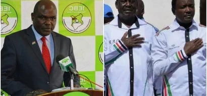 Raila Odinga's response after court allowed Al-Ghurair to print ballot papers