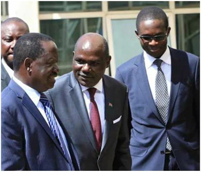 iebc reschedules meeting with NASA again