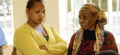 70 Year-Old Gatundu Granny Locked Up For KSh 70 Million Armed Robbery