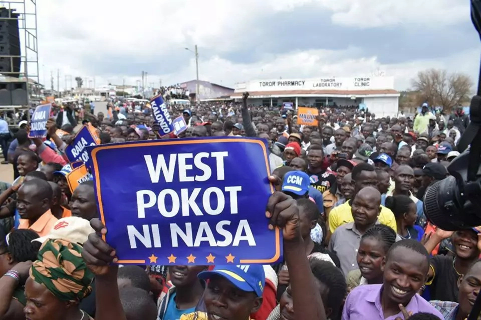 After taking over in Baringo, Raila scores big against Jubilee in Ruto's stronghold