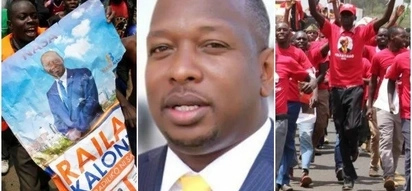 Please stop politicizing these changes, Mike Sonko's message to NASA and Jubilee supporters