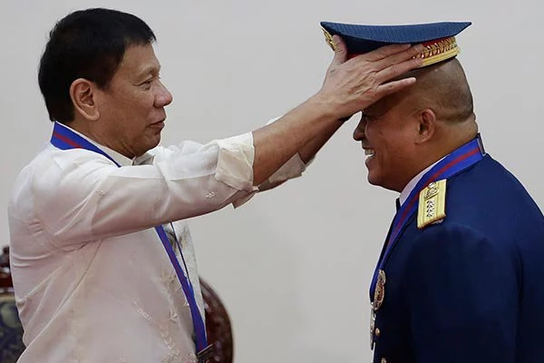 'Bato' on Martial Law: I'm with Duterte all the way
