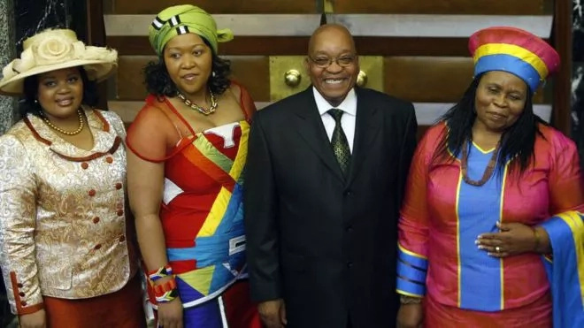 This is the most polygamist president in Africa coming to Kenya