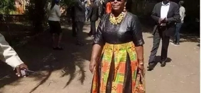 Wafuasi 2 sugu wa kike wa Raila Odinga WAGOMBANA vibaya, hii ndiyo sababu (picha)
