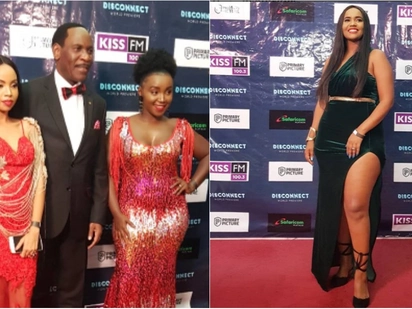 Pomp and colour as celebrities meet at launch of much awaited Kenyan film