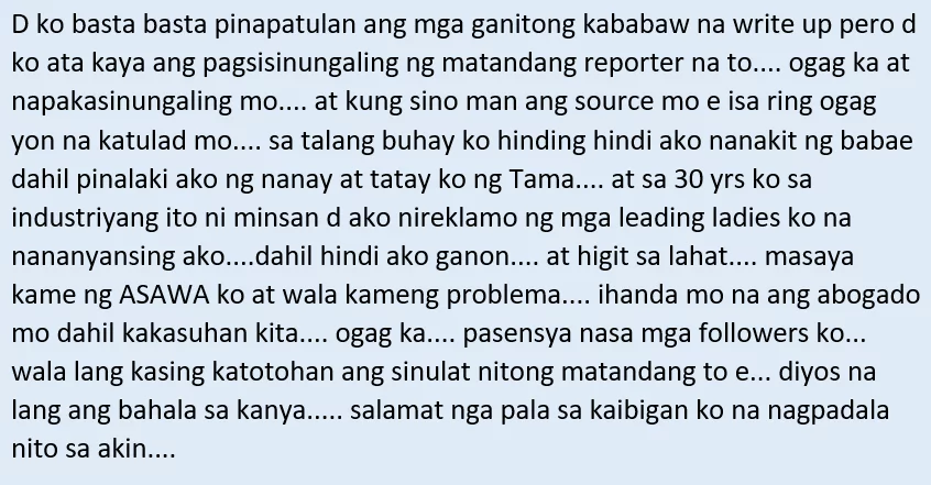 Nagsalita na siya! John Estrada finally speaks up about the rumors that Mylene Dizon allegedly slapped him for his rude behavior
