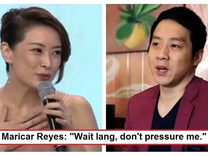"Maricar Reyes gets honest about difficulty in getting pregnant: ""nakaka-pressure kasi ang dami mong naririnig"""