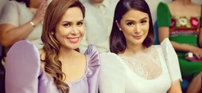 LOOK! Heart Evangelista turns Jinkee's designer bags into works of art!