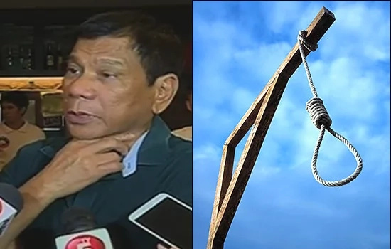 Palace urges Duterte to study death penalty