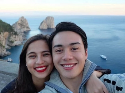 Happy at steady lang! Jasmine Curtis-Smith and Jeff Ortega talk about their budding relationship