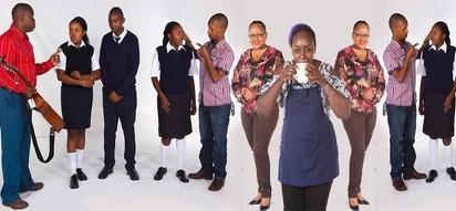 Aliyekuwa mwigizaji wa Tahidi High afanya harusi baada ya kumtema mwanamuziki wa injili Hey Z